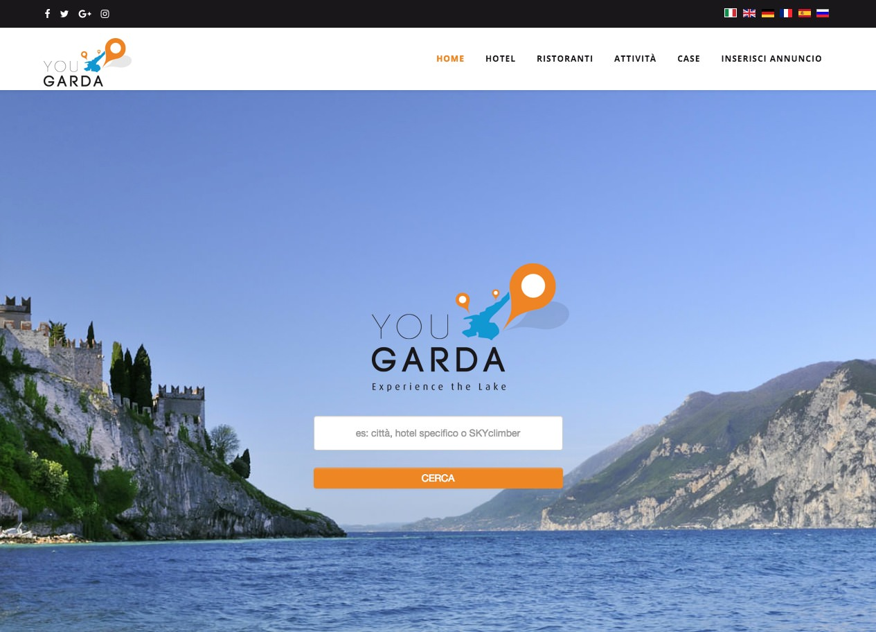 You Garda | Experience the Lake
